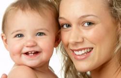 Мать и ребенок: предотвращение появления неправильного прикуса у ребенка